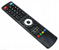 JVC LT-40E710 Tv Remote Control